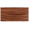 Beadalon .018/19 Wire 30ft Satin Copper